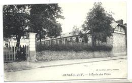 JANZE - L'école Des Filles - Vente Directe X - Autres Communes