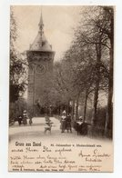 Carte Postale Gruss Aus Basel Canton Bale Bon état Voyagé 1901 - BL Bâle-Campagne
