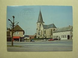 29794 - GRUITRODE - HET DORPSPLEIN - ZIE 2 FOTO'S - Meeuwen-Gruitrode