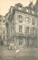 75 - VIEUX PARIS BC - Hotel Dans Cour De La Rue Poissonnière - France
