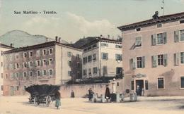 R.  -  Trento  -  San Martino  -  Edit.  Mass. Marchetto, Trento - Trento