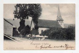 Corgemont Canton De Berne 1903 Voyagé Bon état - BE Berne