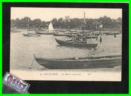 - ARCACHON - La Marée Montante - (recto Verso) - Arcachon