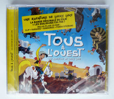 CD UNE AVENTURE DE LUCKY LUKE - TOUS A L'OUEST 2007 Neuf Sous Film - Collector's Editions