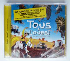 CD UNE AVENTURE DE LUCKY LUKE - TOUS A L'OUEST 2007 Neuf Sous Film - Disques & CD