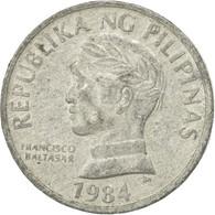 Monnaie, Philippines, 10 Sentimos, 1984, TB+, Aluminium, KM:240.2 - Philippines
