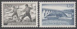 FINLAND  Michel  582/83 X  ** MNH - Finlande