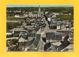 CPSM Dentelée - Le SEL-de-BRETAGNE (35) - Vue Aérienne Du Bourg Dans Les Années 60 - Francia