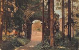 Ruine Kloster Wörschweiler Feldpost 1916 - Saarpfalz-Kreis