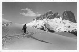 Sassolungo Dal Pordoi 1936 - Italien
