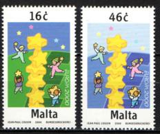 MALTA - 2000 - EUROPA UNITA - EUROPA 2000 - MNH - Malta