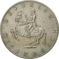Monnaie, Autriche, 5 Schilling, 1971, TB+, Copper-nickel, KM:2889a - Autriche