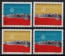 Liechtenstein 1958 // Mi. 369/370 ** 2x - Liechtenstein