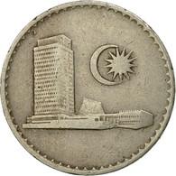 Monnaie, Malaysie, 20 Sen, 1967, Franklin Mint, TB+, Copper-nickel, KM:4 - Malaysie