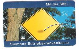 Germany - O 0229  07.2000 - SBK - Siemens Betriebskrankenkasse - Voll - Deutschland