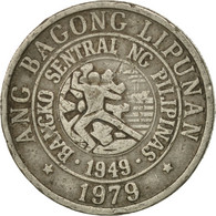 Monnaie, Philippines, 25 Sentimos, 1979, TB+, Copper-nickel, KM:227 - Philippines