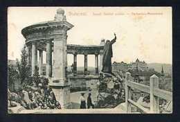 Budapest. *Gerhardus-Monument* Ed. Taussig. Nueva. - Hungría