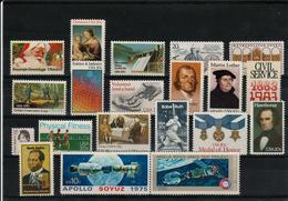 USA - LOT OF UNUSED STAMPS MNH(**) - Postzegels