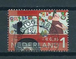 2016 Netherlands Child Welfare,kinderzegels,comics Used/gebruikt/oblitere - Periode 2013-... (Willem-Alexander)