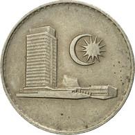 Monnaie, Malaysie, 20 Sen, 1982, Franklin Mint, TB+, Copper-nickel, KM:4 - Malaysie