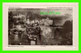MALBOROUGH, UK - TATE GALLERY - MALBOROUGH ART MINIATURE - J. M. W. TURNER - ROTARY P - Angleterre
