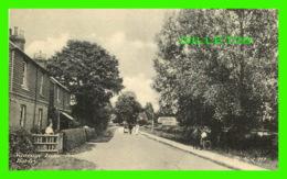 HORLEY, UK - VICARAGE LANE - ANIMATED - PUB. S. E. BRADING - - Surrey