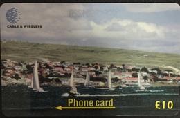 Paco \ ISOLE FALKLAND \ 314CFKD \ Millennium Odissey \ Usata - Falkland Islands