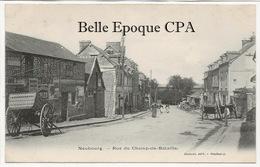 27 - LE NEUBOURG - Rue Du Champ-de-Bataille +++++ Dumont, édit., Neubourg ++++++ Parfait état - Le Neubourg