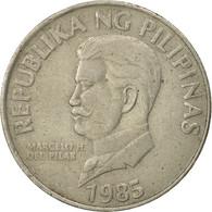 Monnaie, Philippines, 50 Sentimos, 1985, TB+, Copper-nickel, KM:242.1 - Philippines