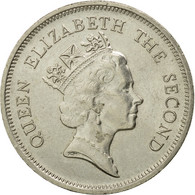 Monnaie, Hong Kong, Elizabeth II, Dollar, 1989, TB+, Copper-nickel, KM:63 - Hong Kong