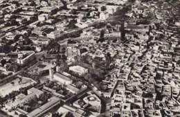 MAROC - OUJDA - Place Et Avenue Du Général De Gaulle. Vue Aérienne. - Maroc