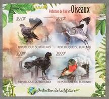 Burundi 2012; Fauna, Birds, Vogel; MNH** High Value!! - Burundi