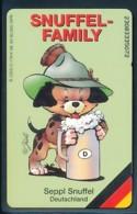 GERMANY Telefonkarte O 179 K 93 Snuffel-Family - Auflage 30000 - Siehe Scan - 15441 - Allemagne