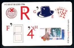 GERMANY Telefonkarte O 820 96 DM - Auflage 8000 - Siehe Scan - 15446 - Deutschland