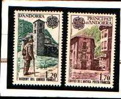 73255)  1979 EUROPA CEPT STORIA POSTALE ANDORRA FRANCESE MNH ** - Andorra Francese