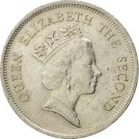 Monnaie, Hong Kong, Elizabeth II, Dollar, 1988, TB+, Copper-nickel, KM:63 - Hong Kong
