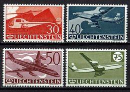 Liechtenstein 1960 // Mi. 391/394 ** (030..360) - Neufs