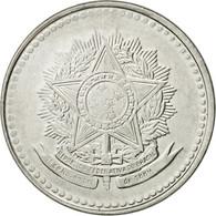 Monnaie, Brésil, 10 Cruzados, 1987, TTB, Stainless Steel, KM:607 - Brésil