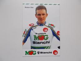 Wielrenner JOHAN MUSEEUW , Bianchi , GB , - Sportler
