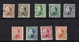SPAIN...1930 - 1889-1931 Kingdom: Alphonse XIII