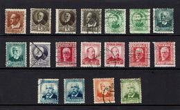 SPAIN...1931+ - 1889-1931 Kingdom: Alphonse XIII