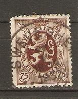 Belgique 1932 - Cachet Sweveghem - Lion Héraldique - COB 288A - Flandre Occidentale - Marcophilie