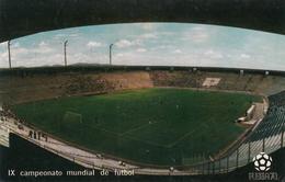 RPPC ESTADIO CUAUHTEMOC STADIUM PUEBLA MEXICO 1970 - Fútbol