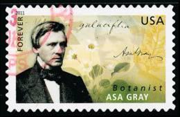 Etats-Unis / United States (Scott No.4542 - Asa Gray) (o) Botanist - Gebraucht