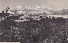 PC Kinchinjunga Range In Winter (37514) - Nepal