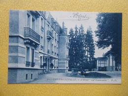 CONTREXEVILLE. L'Hôtel La Souveraine. - Vittel Contrexeville