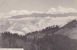 PC Everest Range From Sandakphu (37517) - Nepal