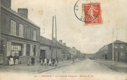 80 AMIENS CHAUSSEE PERIGORD ANIMEE - Amiens
