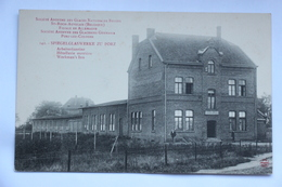 39537  -  Porz Lez  Cologne   - Spielglaswerke -    Arbeiterkantine - Koeln