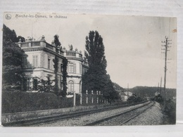 Marche-les-Dames. Le Château - Belgium